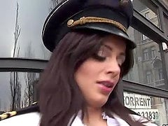 Risk seem Angelika black police anal apologise, but