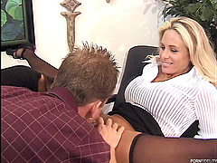 Two of the horniest girls allow the guys to bang them together