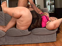 Big girls like Jasmine Banks love to get fucked from behind