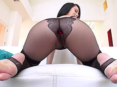 No one handles the anal screwing better than the gorgeous Kristina!