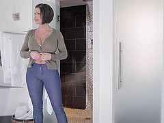 Sexy Shay Fox lets the handsome guy explore her tight little vagina