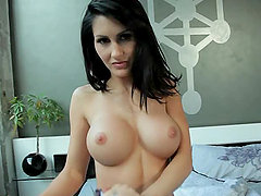 Horny Brunette Rachel Shine is a Freak in the Sheets