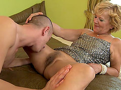Grateful mature fucked