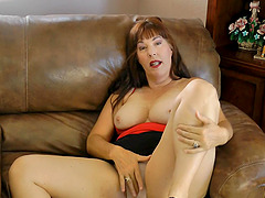 Horny Milf Takes Good Care Of Your Cock Jerk Instructions