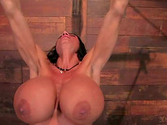 Lisa Lipps gets bound and enjoys being treated badly